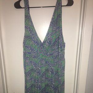 Old navy paisley dress